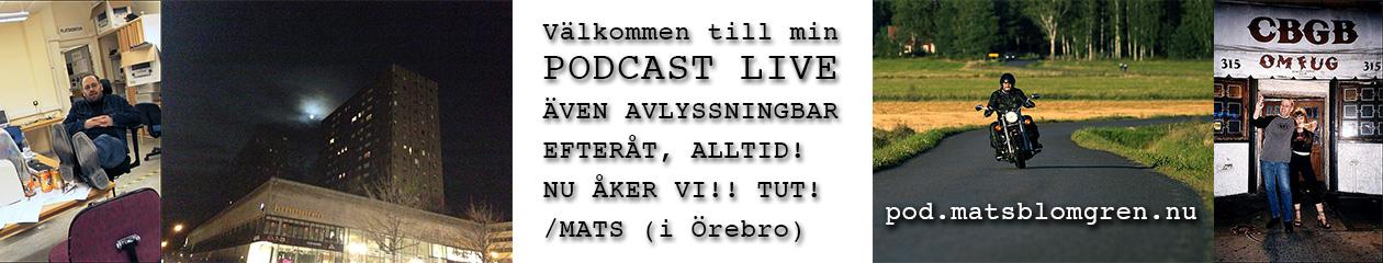 Podcast Örebro